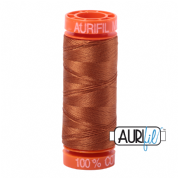 Aurifil 50 Cotton Thread - 2155 (Cinnamon)